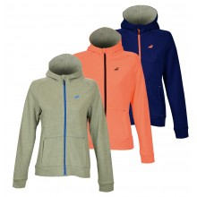 BABOLAT HOOD CORE CLUB SWEATER MET RITS DAMES