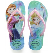 HAVAIANAS SLIM FROZEN JUNIOR TEENSLIPPERS MEISJES