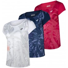 BABOLAT EXERCISE GRAPHIC T-SHIRT DAMES