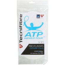 TECNIFIBRE PRO PLAYERS OVERGRIPS x30 WIT