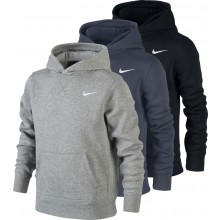 NIKE JUNIOR YA76 BRUSHED FLEECE HOODIE JONGENS