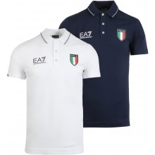 EA7 ITALIA TEAM OFFICIAL POLO