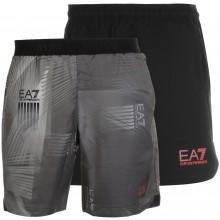 EA7 FOGNINI TENNIS SHORT