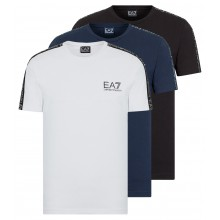EA7 TRAIN LOGO SERIES TAPE T-SHIRT