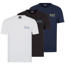 EA7 TRAIN LOGO SERIES EXTENDED T-SHIRT