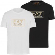 EA7 TRAINING CASUAL GOLD LABEL T-SHIRT