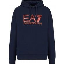 EA7 HOODIE MET KAP