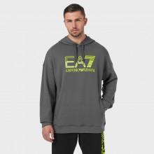 EA7 SWEATER MET CAPUCHON