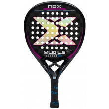NOX ML10 LUXURY CARBON 18K PADELRACKET