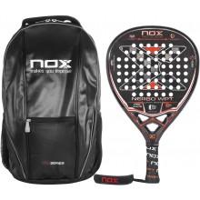 NOX PACK: RUGZAK + NERBO WPT RACKET +ACCESSOIRES