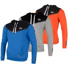 DUNLOP ESSENTIEL SWEATER MET CAPUCHON
