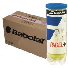 BABOLAT PADEL+ PADELBALLEN (24 TUBES VAN 3 BALLEN)