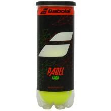 BABOLAT TOUR PADELBALLEN (3 BALLEN)