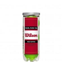 WILSON RUSH 100 PADELBAL (TUBE 3 BALLEN)