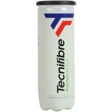 TECNIFIBRE TEAM PADELBAL (TUBE 3 BALLEN)
