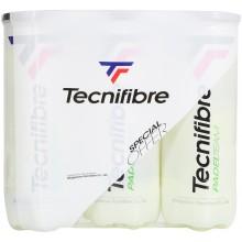 TECNIFIBRE TEAM PADELBAL (3 TUBES MET 3 BALLEN)