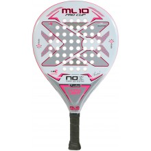NOX ML10 PROCUP ULTRALIGHT SILVER PADELRACKET