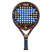 NOX EQUATION WORLD PADEL TOUR ADVANCED SERIES PADELRACKET