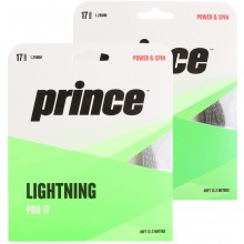 PRINCE LIGHTNING PRO TENNISSNAAR (12 METER)