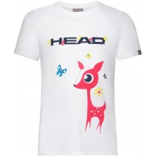 HEAD JUNIOR MARIA T-SHIRT MEISJES