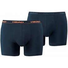 HEAD BASIC BOXERSHORTS (2-PACK)