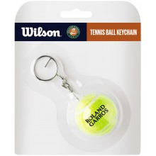 WILSON ROLAND GARROS TENNIS BALL SLEUTELHANGER