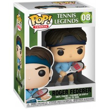 TENNIS LEGENDS FUNKO POP FIGUURTJE : ROGER FEDERER