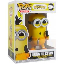 FUNKO POP MINIONS 2 FIGUURTJE  : KUNG FU KEVIN