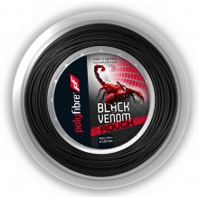 POLYFIBRE BLACK VENOM ROUGH (200 METER)