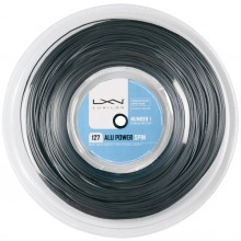 LUXILON TENNISSNAAR ALU POWER 127 SPIN (220 METER)