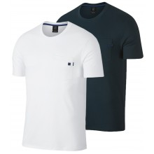 NIKE COURT FEDERER ESSENTIALS T-SHIRT