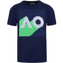 AUSTRALIAN OPEN 2018 JUNIOR T-SHIRT NAVY POP