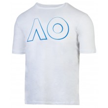 AUSTRALIAN OPEN LOGO JUNIOR T-SHIRT JONGENS - 2019