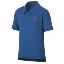 NIKE COURT JUNIOR HERITAGE POLO