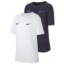 NIKE COURT JUNIOR RAFA DRY GFX T-SHIRT