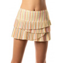 LUCKY IN LOVE LIT PLEATED ROK