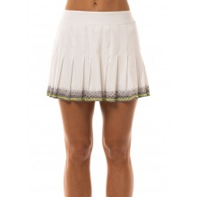 LUCKY IN LOVE LONG MANHATTAN PLEATED ROK