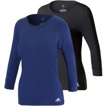 ADIDAS ADVANTAGE T-SHIRT 3/4 MOUWEN DAMES