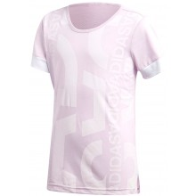 ADIDAS JUNIOR ID LINEAGE GRAPHIC T-SHIRT MEISJES