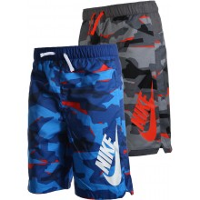 NIKE JUNIOR WOVEN CAMO SHORT