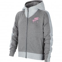NIKE JUNIOR SWEATER MET CAPUCHON