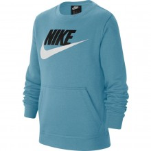 NIKE JUNIOR SPORTSWEAR CLUB FLEECE SWEATER