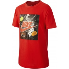 NIKE JUNIOR SPORTSWEAR PLAYGROUND FUTURA T-SHIRT