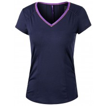 LUCKY IN LOVE UPLIFT ULTRAVIOLET T-SHIRT DAMES