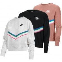 NIKE SPOTSWEAR TRICOLORE SWEATER DAMES