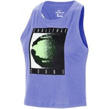 NIKE CROP TOP COURT CHALLENGE TANKTOP