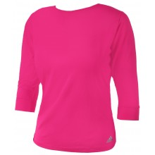 ADIDAS DAMES ADVANTAGE T-SHIRT 3/4 MOUWEN