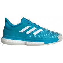 ADIDAS SOLECOURT BOOST TSONGA/POUILLE PARIS GRAVEL TENNISSCHOENEN