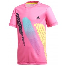 ADIDAS JUNIOR RULE #9 T-SHIRT