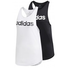 ADIDAS TRAINING ESSENTIALS LINEAR TANKTOP